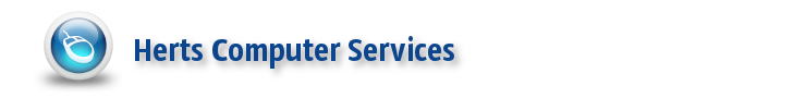 Herts Computer Services Logo